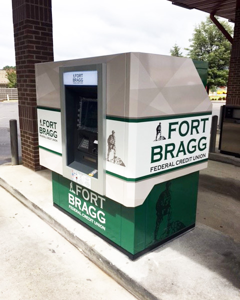 ATM USA manages 29 ATMs for Fort Bragg FCU