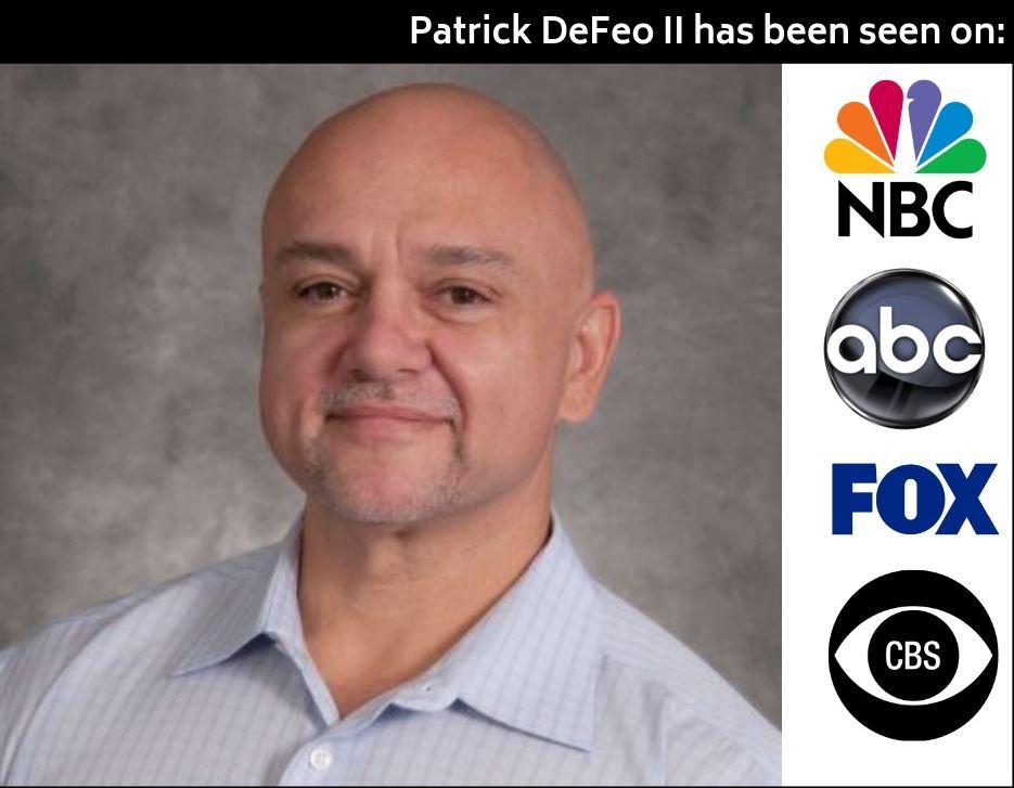 Patrick DeFeo