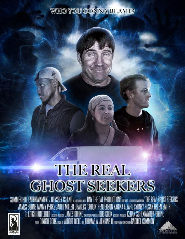 Ghostseekers Poster