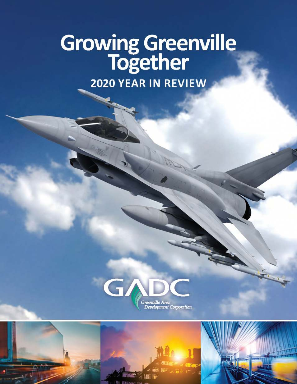 GADC 2020 Year In Review report