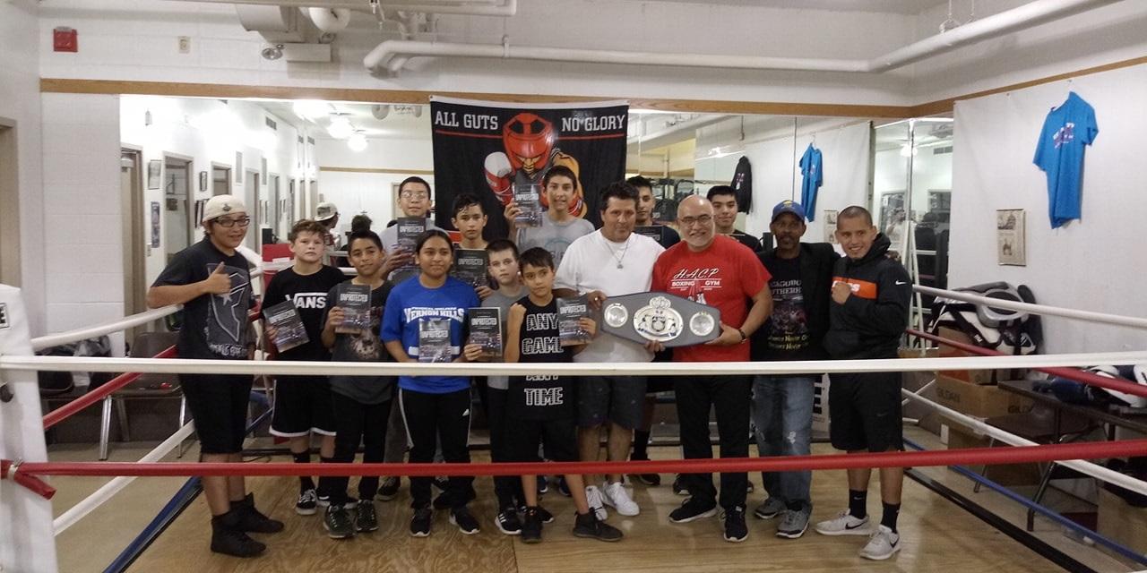 Alan Santana Youth Program