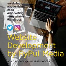 Website Development by Rypul Media