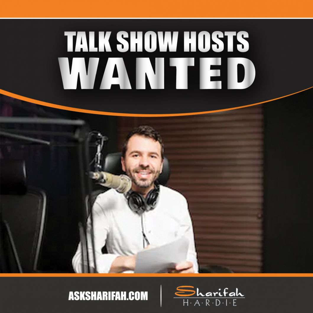 Start Your Own Podcast - Talk Show Hosts Wanted