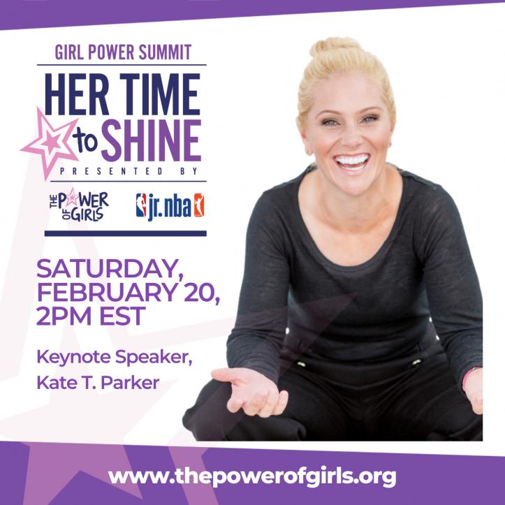 Keynote Speaker, Kate T. Parker