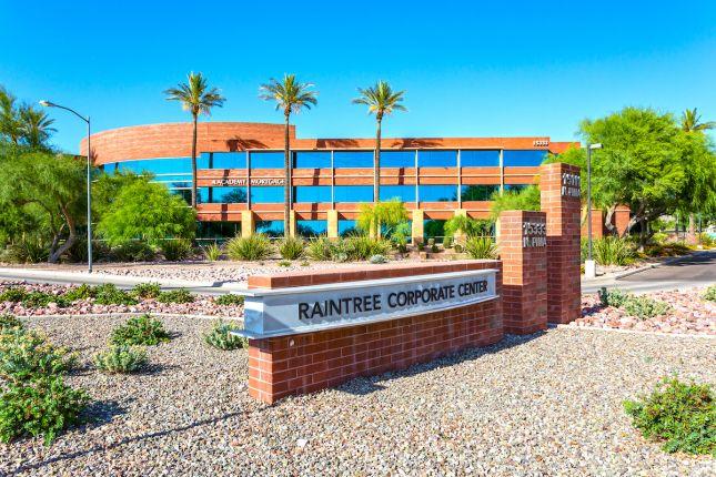Raintree Corp Center