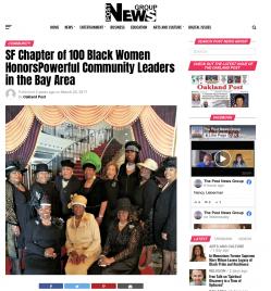 SFNCBW Post News Group Annual Golden Girls Article