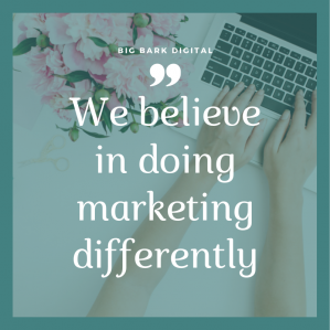 Big Bark Digital is a woman-owned ad agency