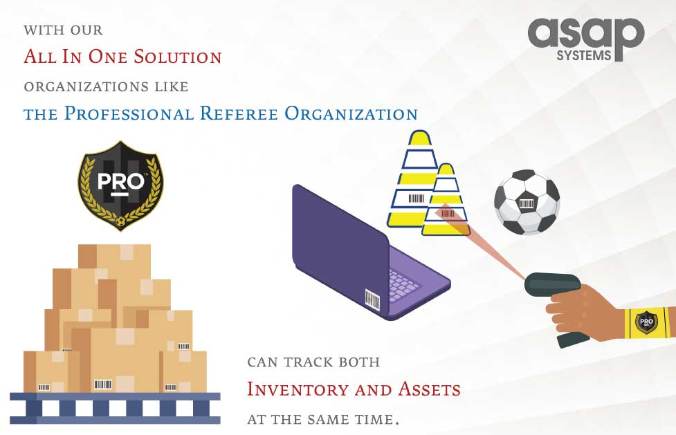 Inventory and Asset Solution for PRO