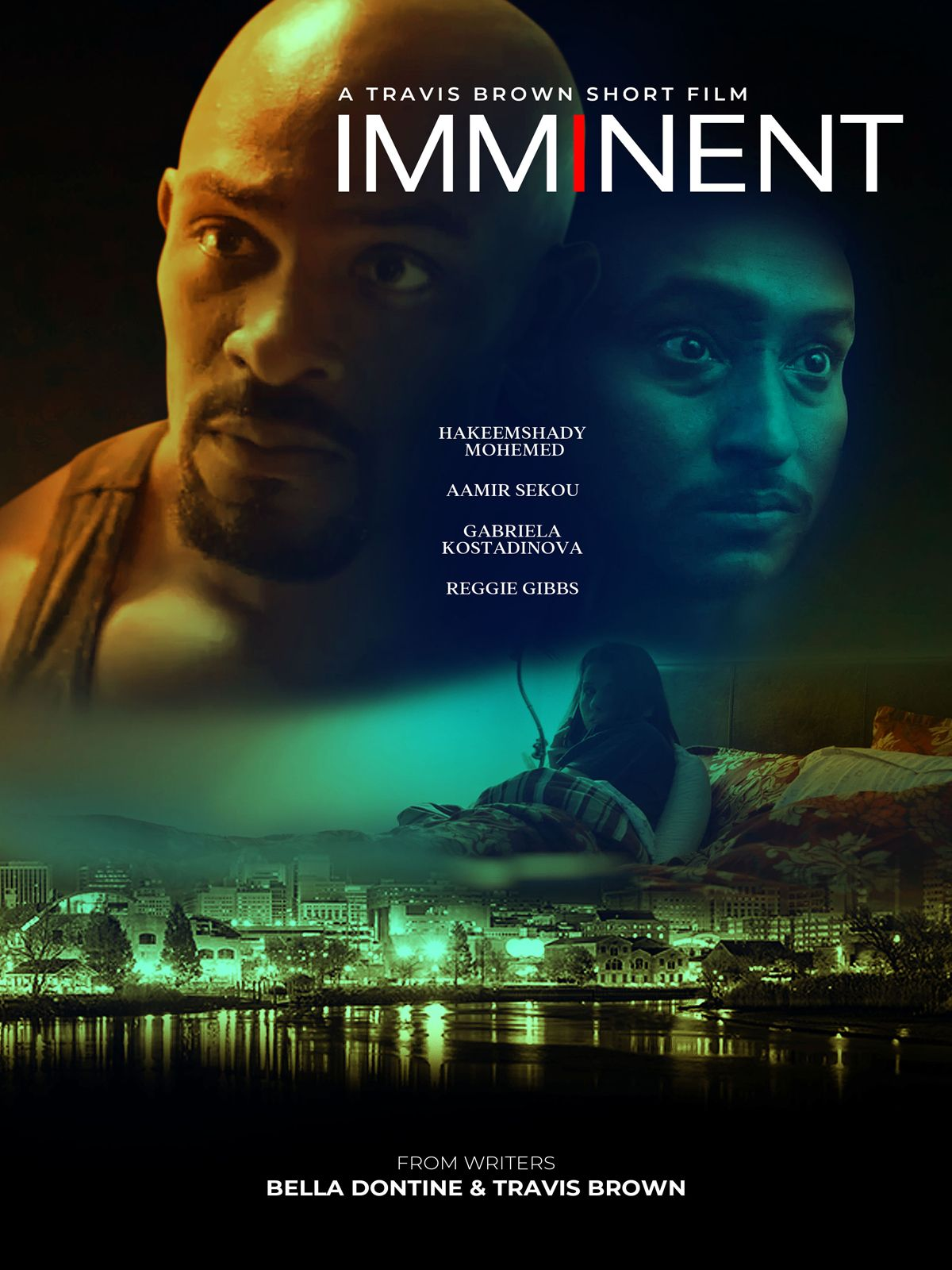 IMMINENT directed by Travis Brown (Amazon Prime)