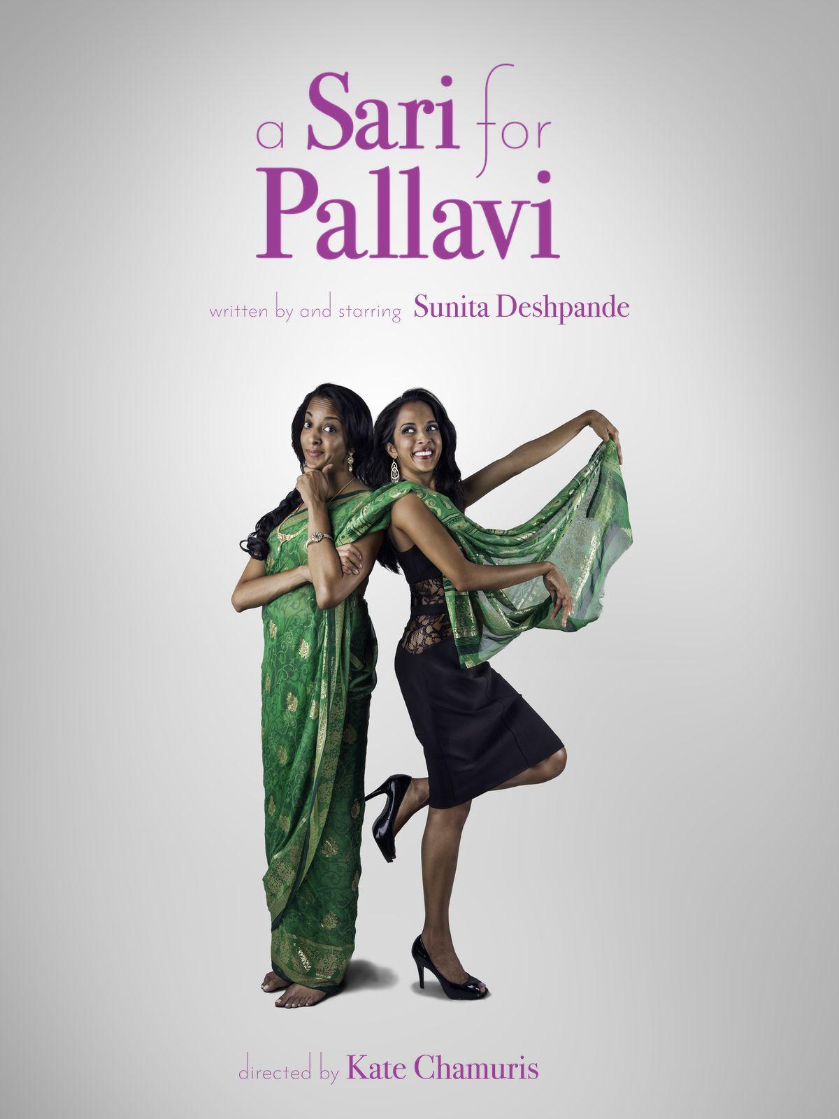 A SARI FOR PALLAVI featuring Sunita Deshpande