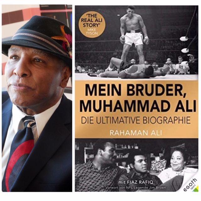 My Brother Muhammad Ali German