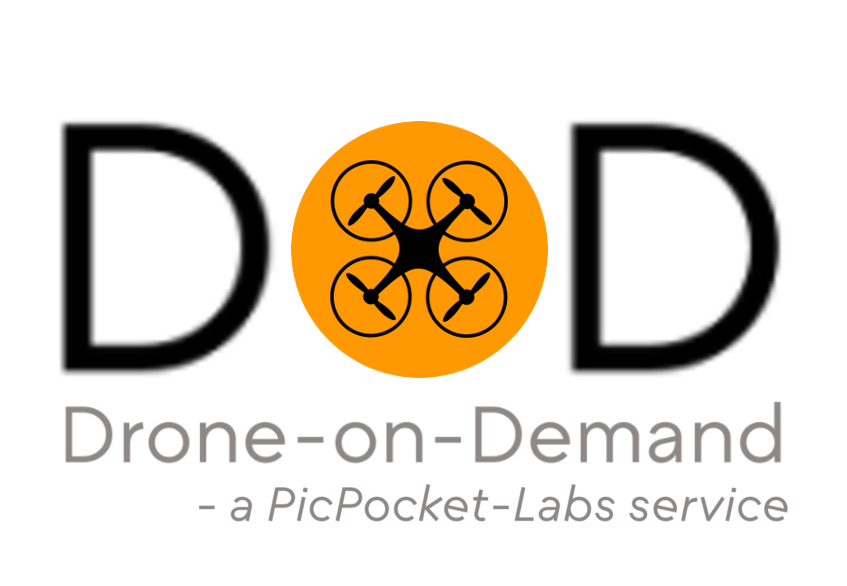 Drone-on-Demand service