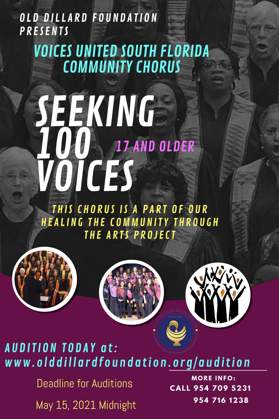 Old Dillard Foundation wants your voice