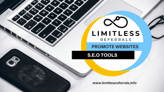 Limitless Referrals offers free SEO tools