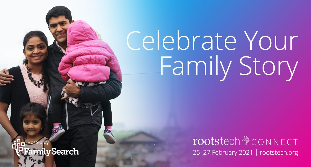 RootsTech Connect 2021