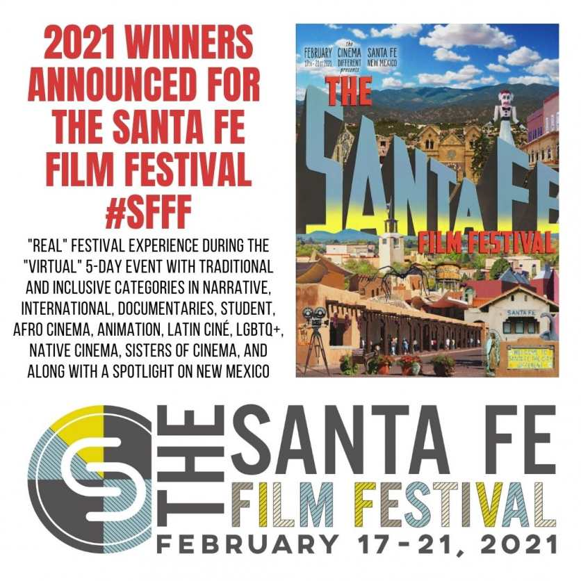 2021 Winners For The 21st Santa Fe Film Festival