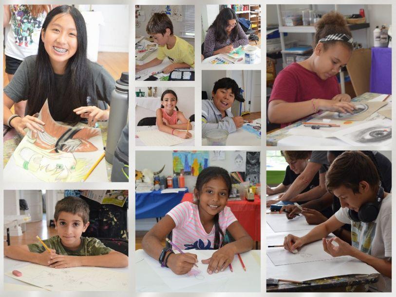 The Center For Contemporary Art Summer Art Camps