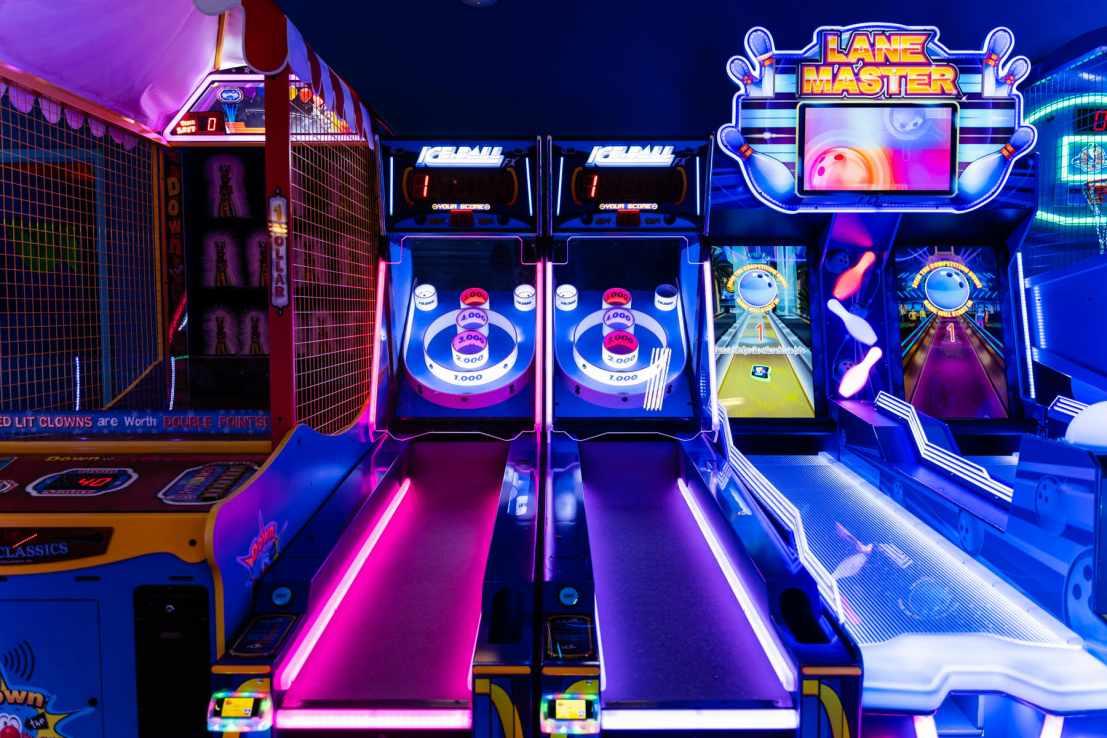Arcades Near Me