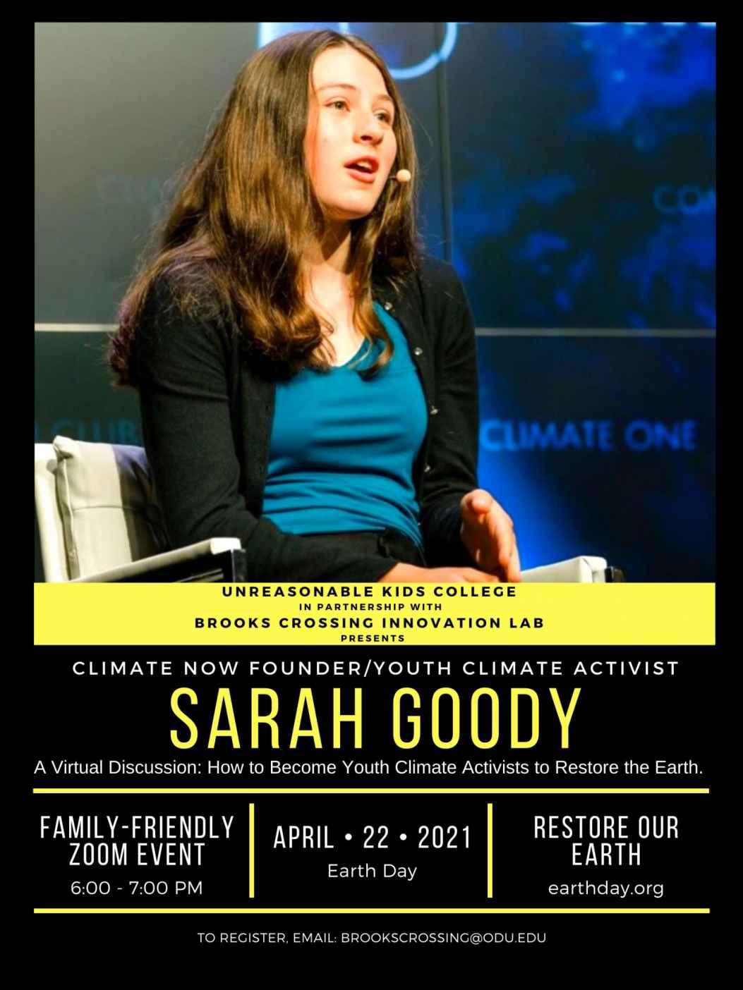 Sarah Goody