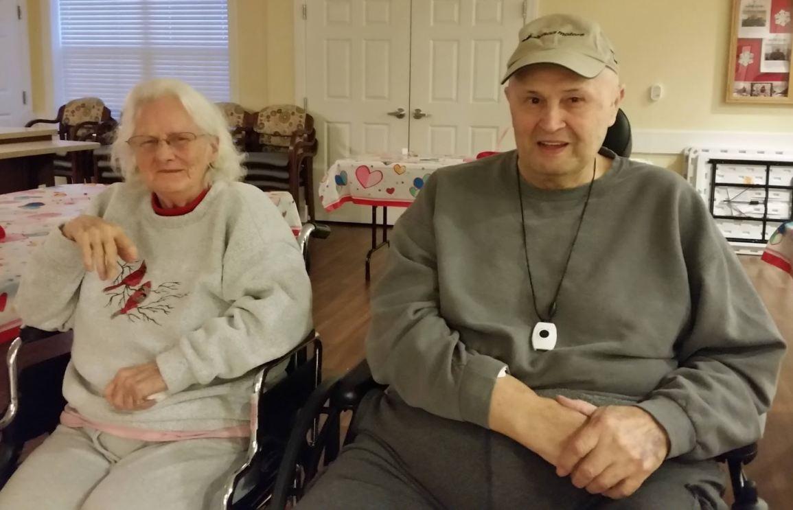 Paul And Ann Daniel celebrated date night.