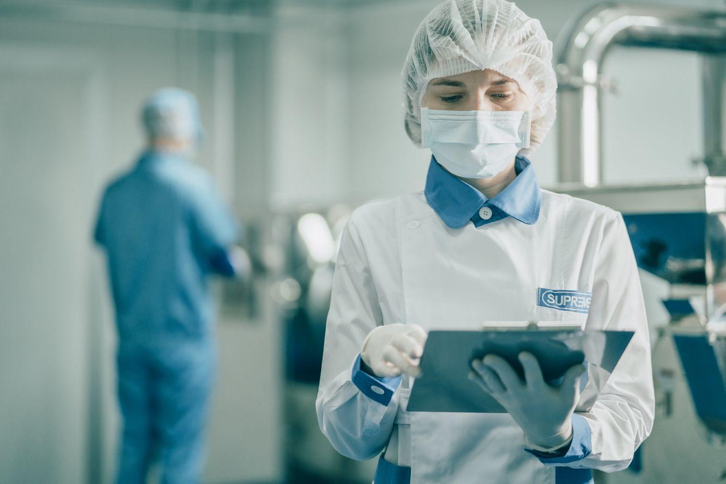 Supreme Pharmatech Report