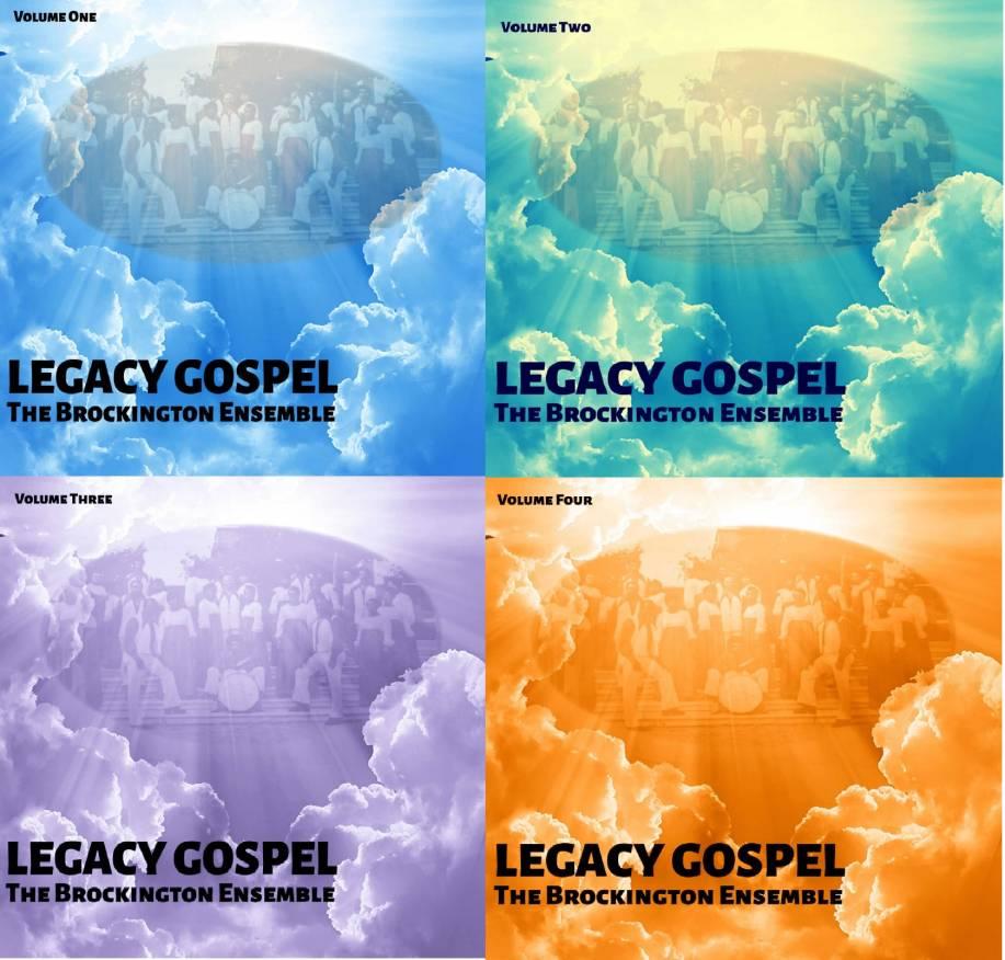 The Brockington Ensemble Four Volume Release