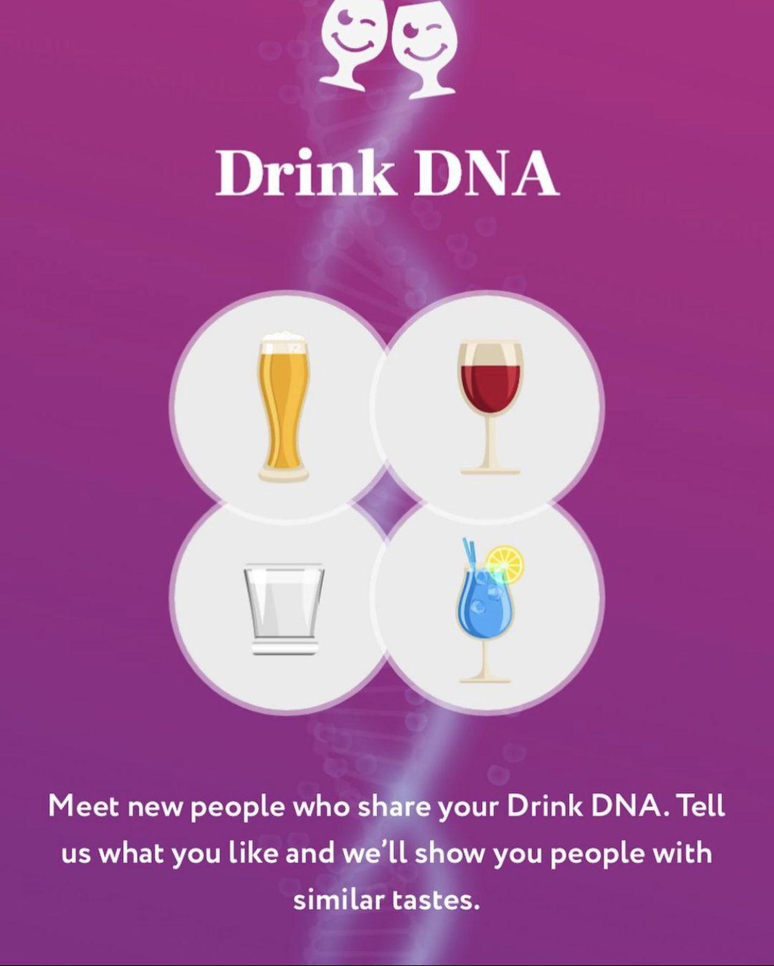 Drink DNA