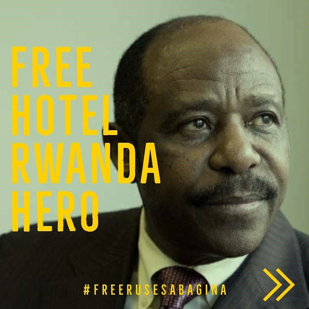 Paul Rusesabagina, International Humanitarian