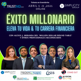 Xito Millonario Eleva Tu Carrera Financiera Event