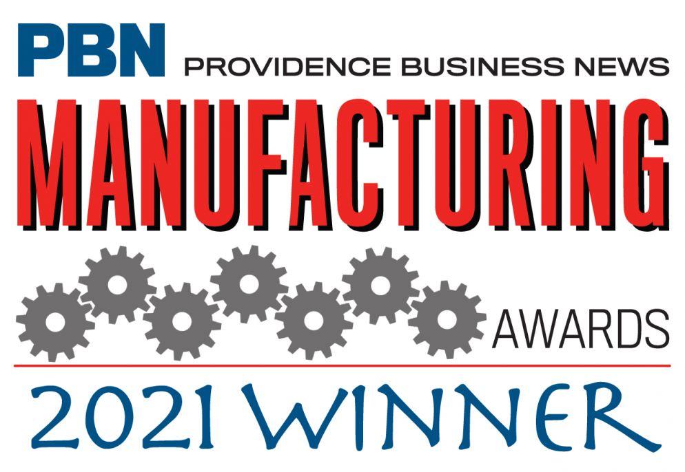 PBN 2021 Manufacturing Awards Winner