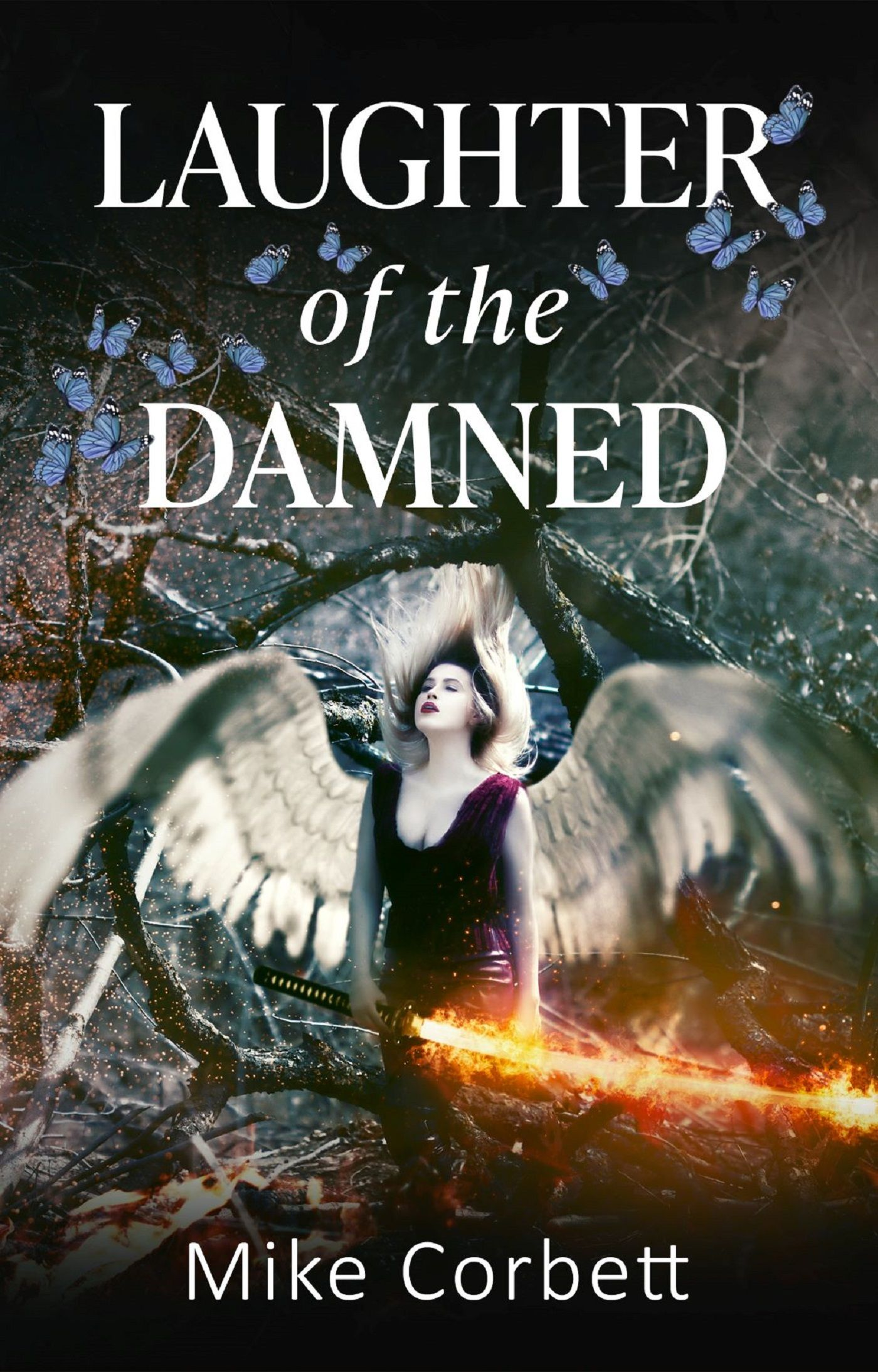 Laughter Of The Damned - FRONT COVER