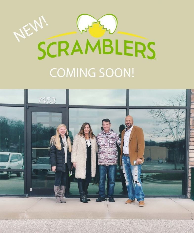 New Scramblers Mariemont
