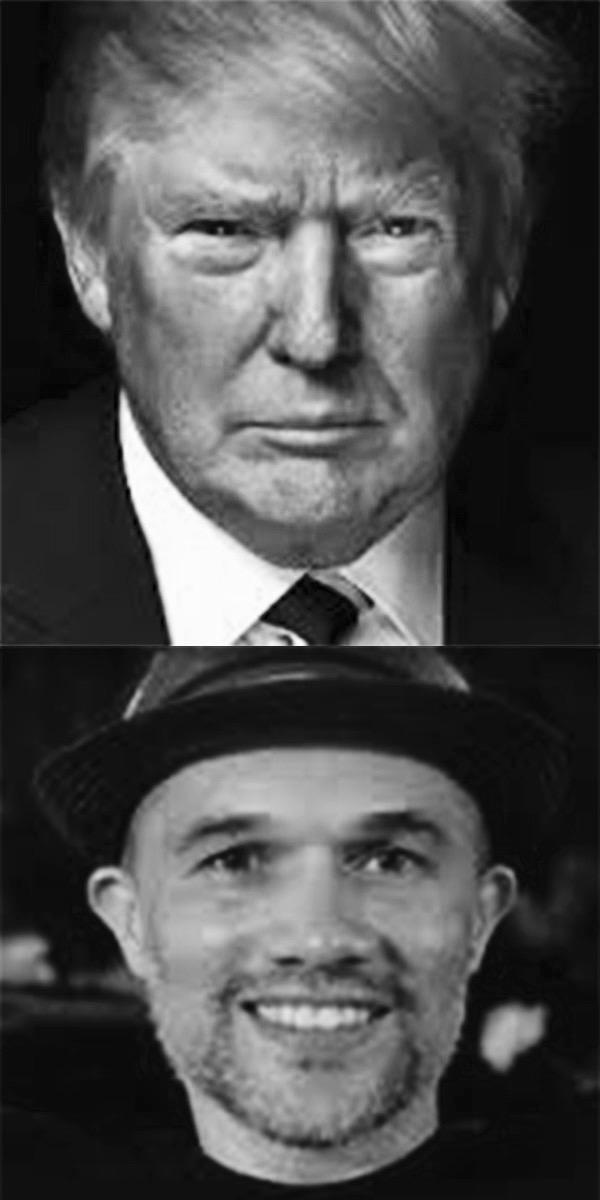 Donald Trump - Jose Franco