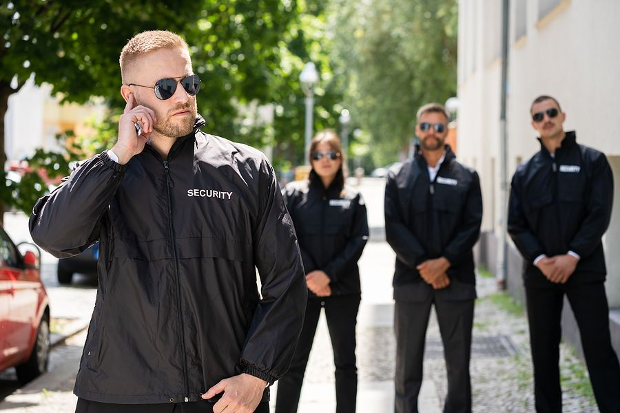Private Security Guards