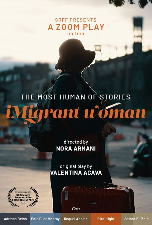 Poster  iMigrant woman