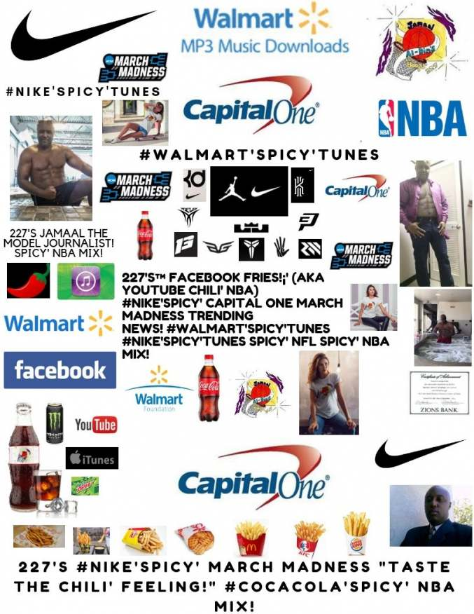 227's YouTube Chili' Capital One March Madness!