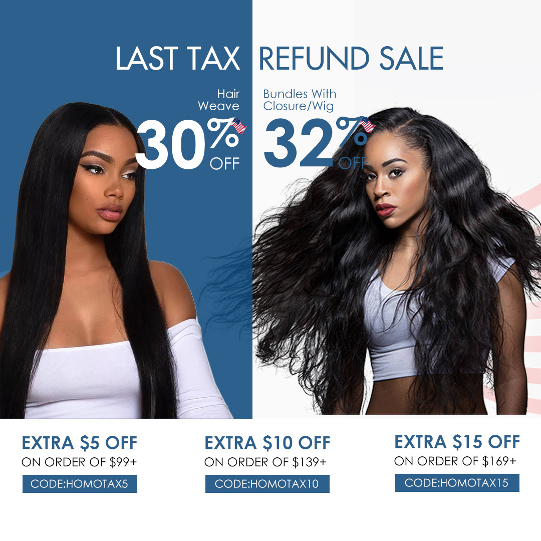 Last Tax Refunder Sale Discount