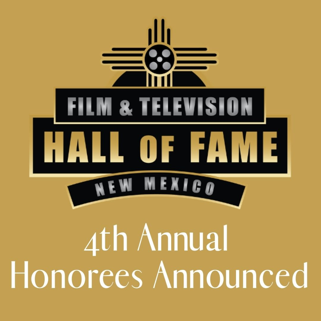 2021 New Mexico Hall of Fame in Film & Television
