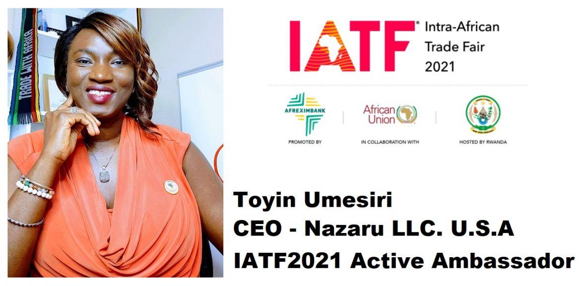 Iatf2021 Active Ambassador