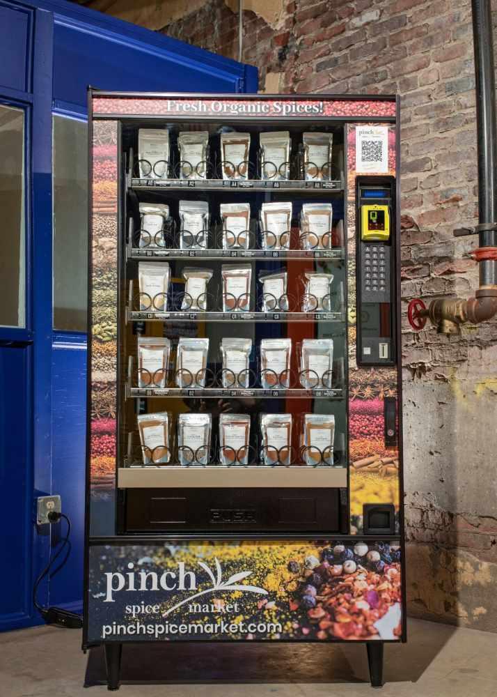 Pinch Spice Vending Machine N3133smaller