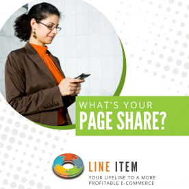 Are you getting your share of page one?
