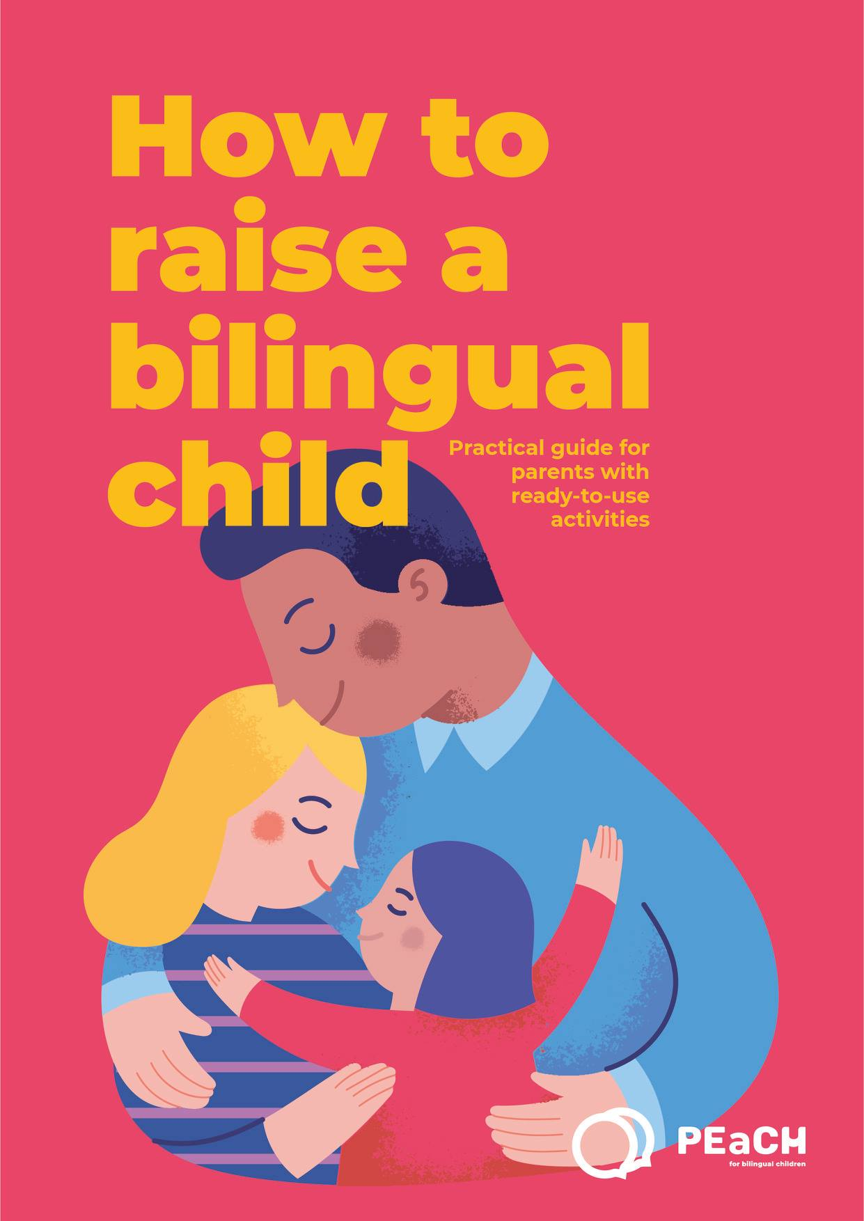 Free Guide How To Raise A Bilingual Child