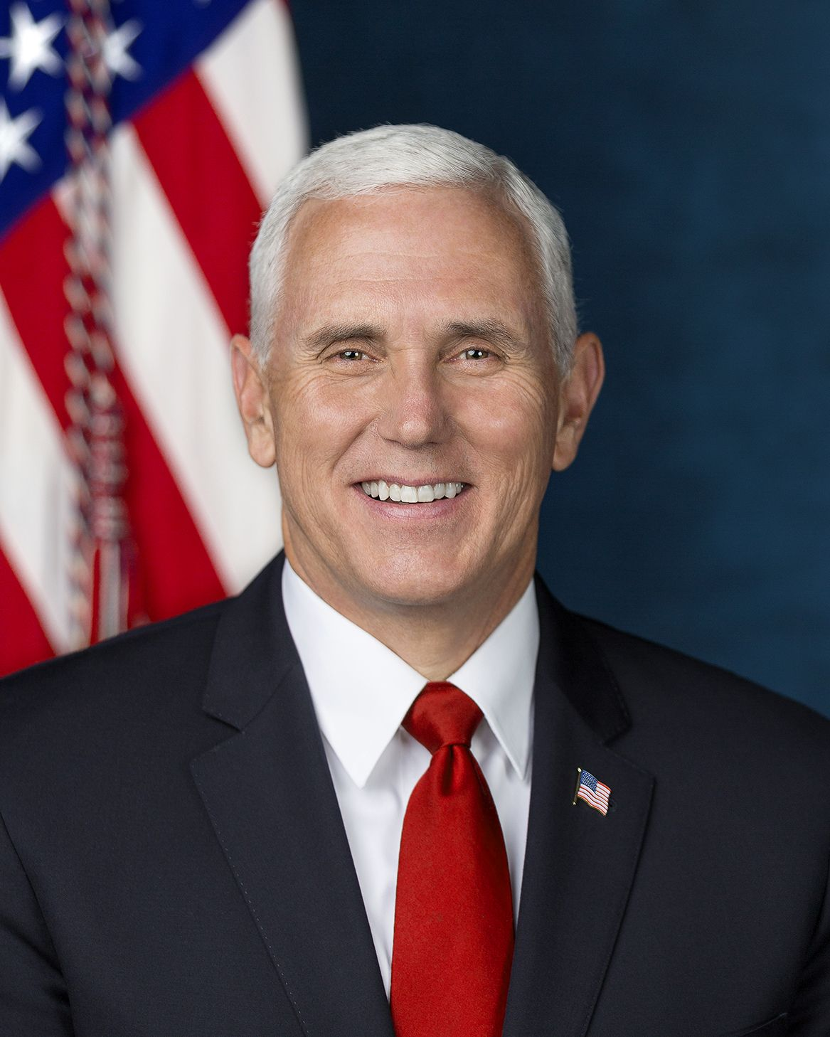 Mike Pence Official White House Photo