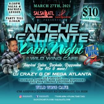 Latin Night Atlanta