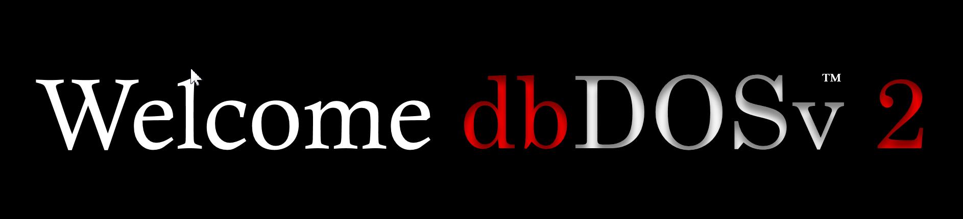 dbDOSv™ 2