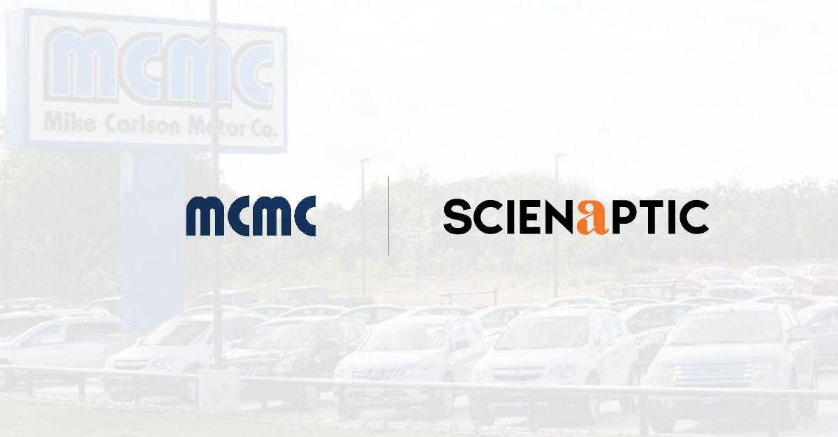 MCMC Auto partners with Scienaptic