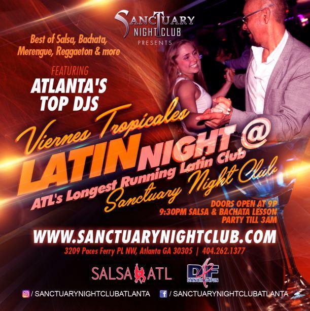 Sanctuary Night Club Atlanta