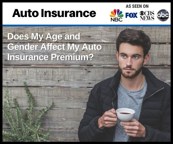 Does My Age And Gender Affect My Auto Premium