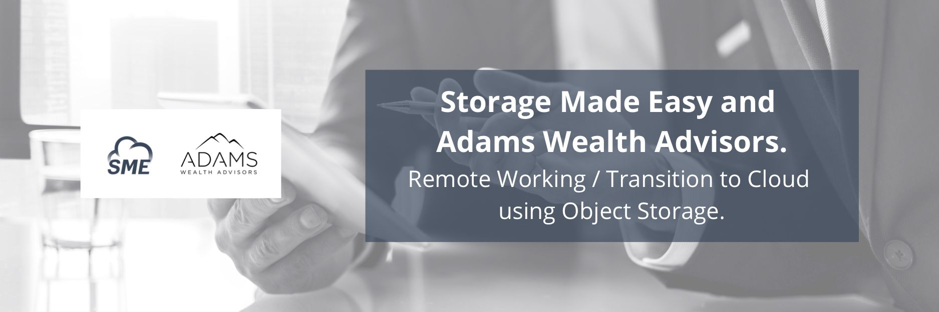 Storage Made Easy And Adams Wealth