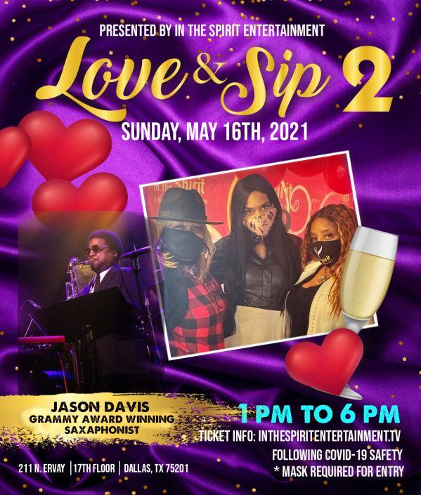 Love N Sip 2 Davis